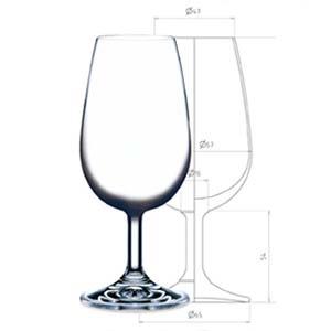 【国際規格】INAO(国立原産地名称研究所)テイスティンググラス